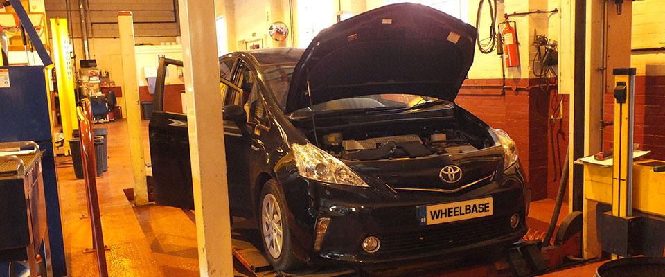 Wheelbase Car Services